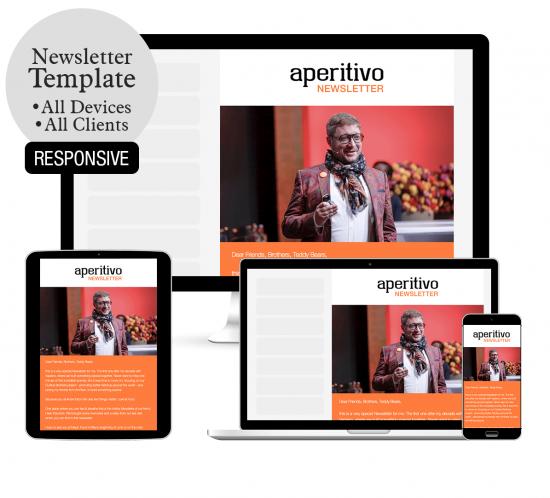 Portfolio - Aperitivo News